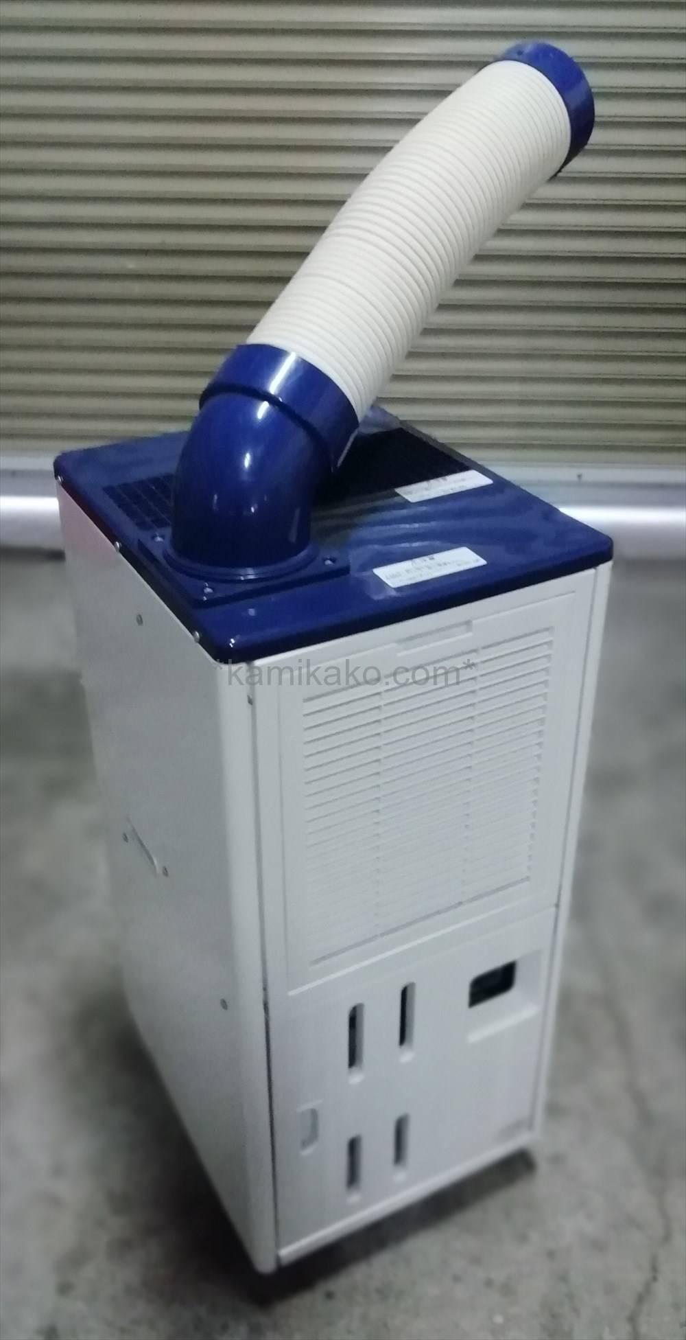 """床置き型スポットエアコン(冷房専用) JA-SP25J """"冷房能力2.2/2.5KW"""" ハイアール(Haier)製                                                                おすすめ関連商品"""