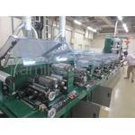 フレキソ印刷機(輪転) TLF-250 色数:6色 UV乾燥機付 太陽機械製作所 美品☆「ラベル印刷や食品の包装印刷に最適」