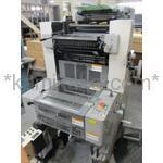 印刷機 VS34FAII クレストライン/エッチングプロセッサ付 ハマダHAMADA製 作業効率UPの機能を搭載した印刷機!