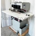"""電動 穿孔機(紙工ドリル) RM300F """"4穴式"""" 大西機械製作所 製"""