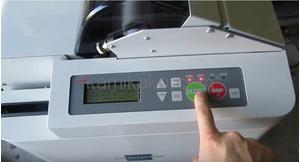 """全自動ラミネーター AL-MEISTER ALM3220  """"A3対応,最大積載数200枚"""" フジプラ(FUJIPLA)製 「コピー機のような感覚で全自動ラミネート加工を実現!」"""