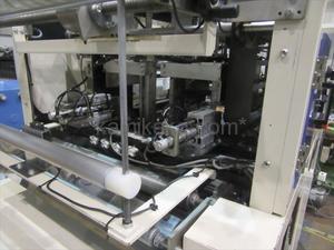 "TOM 自動書籍包装機 (完全包装機,キャラメル包装) OT61-1型 ""B6~A4変形まで対応,テープ式"" 山田機械工業製 「手間が掛かるキャラメル包装を全自動化!テープ式だからタンク洗浄も不要♪」"