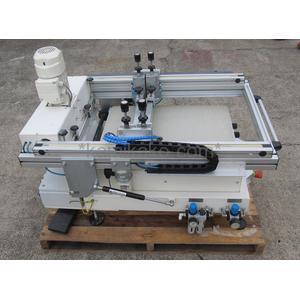 """卓上型 電動式スクリーン印刷機T-40  """"最大印刷幅360mm"""" FLEISCHLE製"""