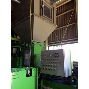 【提携販売商品】古紙ベーラー(古紙圧縮梱包機) 石鞍機工 製
