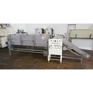 乾式自動皮むき装置 DP-1000 ティエスケイテクノ株式会社(TSK TECHINO)製