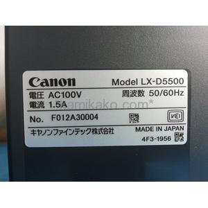 カラーラベルプリンター LX-D5500 キャノン(Canon)製
