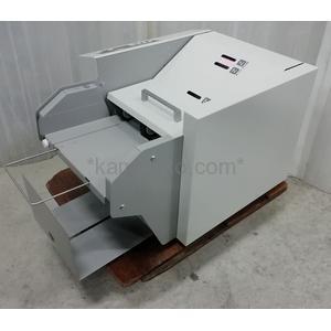 """卓上紙折機 EPF-200 """"A4三つ折り3パターン """" マックス(MAX)製"""