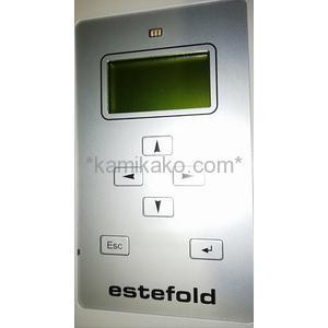 """A0対応紙折り機 estefold 2400 """"A0サイズ対応"""" ES-TE製"""