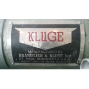 打ち抜き機仕様 クルーギー(KLUGE) BRANDTJEN&KLUGE製