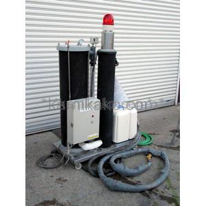 【環境保護印刷クリオネマーク取得】湿し水ろ過殺菌装置 MF-40-C5 エイチ・アンド・エム製