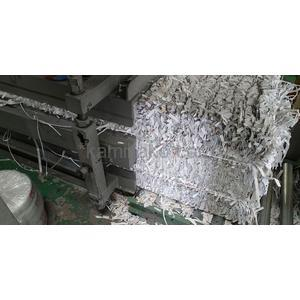 """油圧式 古紙ベーラ― """"ベールサイズ500×500mm"""" 東機産業(TOKI SANGYO)製"""