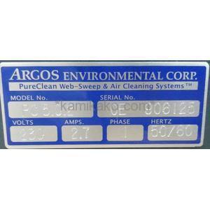 ウェブクリーナー PureClean 5.0.2 Web-Sweep&Air Cleaning Systems ARGOS Solutions製
