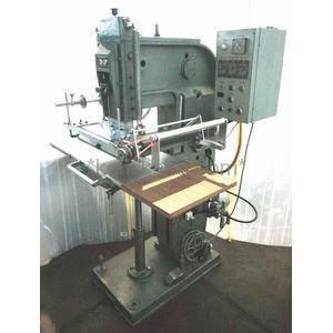 """自動箔押し機(ホットスタンピングマシン)  5000A """"箔押し可能サイズ410×300mm""""  尼崎機械工業(AMACK)製"""