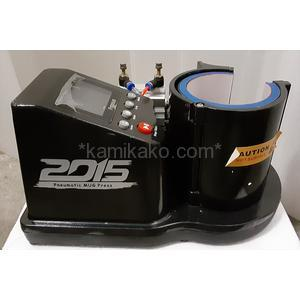 """卓上型 全自動マグカッププレス機 ST-110 """"対応マグカップサイズ11oz"""" 株式会社システムグラフィ製"""