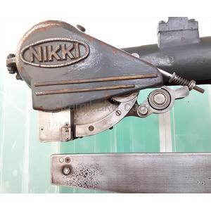 アームスティッチャー(製函用) 型式不明 ニッキ工業(NIKKI)製