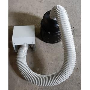 [BQ-160用オプション] 排煙装置SF-16 (無線綴じ機BQ-160専用 別売りオプション) ホリゾン(Horizon)製