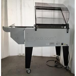 """手動式シュリンクパッカー MILANOシリーズ REPLAY55S evo """"シール面積540×390mm"""" 成光産業(MINIPACK)製"""