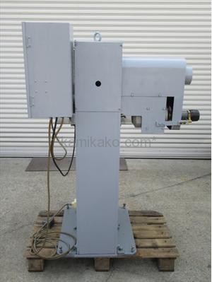"""箔押し機(ホットスタンピングマシン)M-3000 """"プレスサイズ160×240mm"""" 尼崎機械製 「最大300度までの温度調節で素材に合わせた加工が可能★」"""