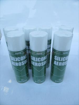 ◆パーツ◆ 東洋化学商会製 シリコンパットエアゾールTAC-301