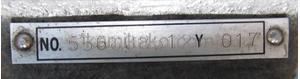 """【オーバーホール商品】標準型ドライポンプ KRA8 """"2.2kw"""" オリオン(ORION)製"""